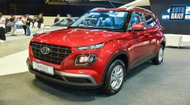 Diện kiến Crossover nhỏ gọn cá tính Hyundai Venue 2020