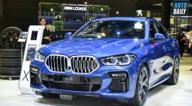 Diện kiến BMW X6 2020 với cần số pha lê giá hơn 6,3 tỷ