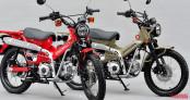 Honda CT125 2020 - Nhiều nâng cấp chất và ngầu hơn Super Cub C125