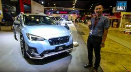 Trải nghiệm xe Subaru XV 2020 - Đối thủ của Honda HRV và Mazda CX3