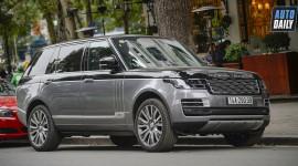 Range Rover SVAutobiography đời đầu biển tứ quý 9 độ lên đời 2019