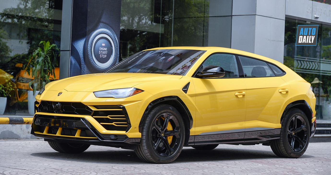 Gần 5.000 xe Lamborghini Urus được giao đến tay khách hàng trong năm 2019