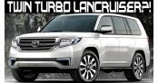 Toyota Land Cruiser thế hệ mới sắp trình làng