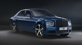 Bentley Mulsanne phiên bản siêu đặc biệt ra mắt, tạm biệt động cơ V8 6.75L