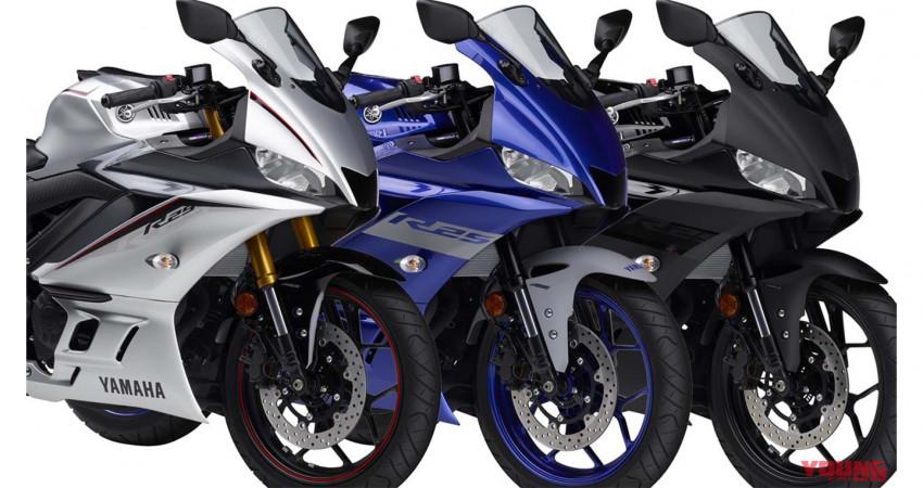 """Yamaha YZF-R3 ABS 2020 có thêm màu mới """"cực ngầu"""", động cơ giữ nguyên"""