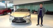 Giá 2,5 tỷ - Lexus ES 250 2020 đấu Mercedes E250