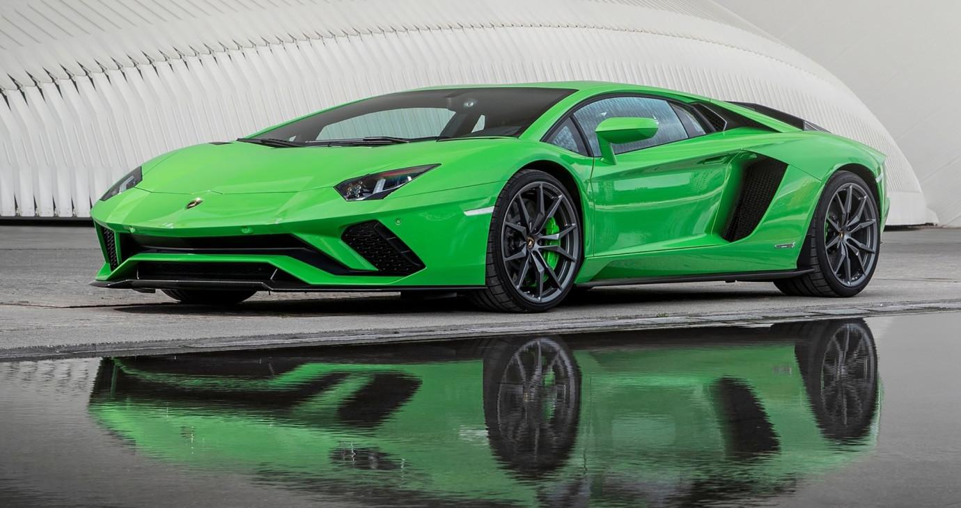 Top 5 điều đặc biệt tạo nên sức hấp dẫn của Lamborghini Aventador S