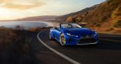 Chiếc Lexus LC500 Convertible Inspiration 2021 đầu tiên có giá 2 triệu USD