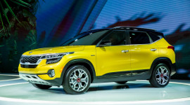 Kia Seltos 2021 có giá khởi điểm dưới 22.000 USD tại Mỹ