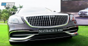 Trúng cả S450 Maybach 2020 trị giá 7,5 tỷ và Mercedes C200 1,5 tỷ NẾU...