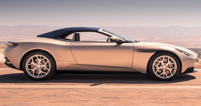 BẬT MÍ 6 điều thú vị về siêu xe Aston Martin DB11 Volante