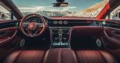 Mỗi chiếc Bentley Flying Spur sử dụng 350 miếng da bò để bọc nội thất