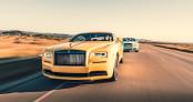 Điều đặc biệt về những vị khách của Rolls-Royce