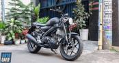 Ảnh chi tiết Yamaha XSR 155 2019
