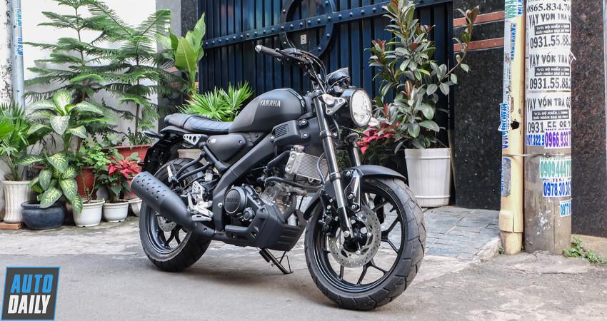 Yamaha XSR 155 2019 có giá hơn 80 triệu đồng tại VN, đấu Honda CB150R