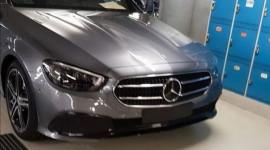 Rò rỉ hình ảnh Mercedes-AMG E63 2021 trước ngày ra mắt