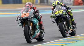 Quartararo ký hợp đồng với Yamaha Factory Racing, đua từ năm 2021