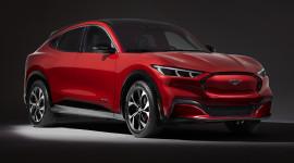 SUV chạy điện Ford Mustang Mach-E nhận được 32.000 đơn đặt hàng