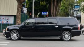 Hàng hiếm Cadillac Escalade Limousine biển tứ quý của đại gia Hải Phòng