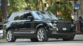 Range Rover Holland & Holland độc nhất Việt Nam dạo phố đầu năm