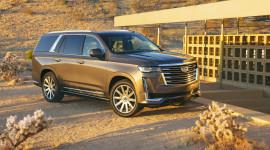 Chi tiết Cadillac Escalade 2021 hoàn toàn mới: Đối thủ của Lexus LX570