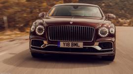 Nội thất ĐỈNH trên Bentley Flying Spur 2020 sản xuất như thế nào?