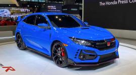 Honda Civic Type R 2020 ra mắt với một số nâng cấp