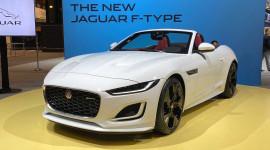 Jaguar F-Type 2021 ra mắt đi kèm giá bán từ 61.600 - 105.900 USD