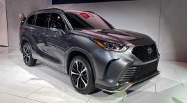 Toyota Highlander XSE 2021 ra mắt với diện mạo đậm chất thể thao