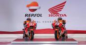 Honda công bố đội đua MotoGP 2020: Anh em nhà Marquez song sát