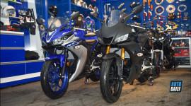 Yamaha R3 ABS 2020 chính hãng đầu tiên về Việt Nam, giá 129 triệu