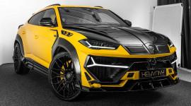 Siêu SUV Lamborghini Urus hầm hố bất ngờ khi qua tay hãng độ Keyvany