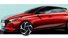 Hyundai nhá hàng i20 2020 trước thềm Geneva Motor Show