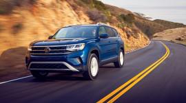SUV 7 chỗ Volkswagen Atlas 2021 ra mắt với nhiều nâng cấp