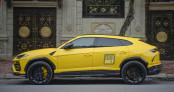 Ảnh chi tiết Lamborghini Urus hơn 20 tỷ của thiếu gia nhà bầu Hiển