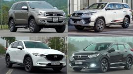 Top 6 ô tô SUV/Crossover ĐÁNG MUA năm 2020 - Giá từ 800 triệu đến 1,2 tỷ