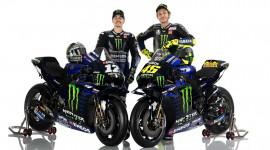 Yamaha giới thiệu đôi đua và xe đua cho MotoGP 2020