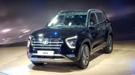 Hyundai Creta 2020 ra mắt với diện mạo mới giống đàn anh Palisade