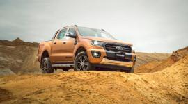 Ford Việt Nam ra mắt phiên bản nâng cấp của Ranger và Everest, giá không đổi