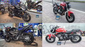 Tầm giá 130 triệu, chọn Yamaha YZF-R3 ABS 2020 hay Benelli 302S ABS 2019
