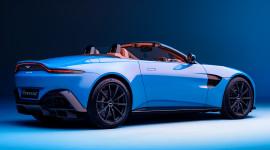 Aston Martin Vantage Roadster 2020 trình làng, đóng mở mui nhanh nhất thế giới
