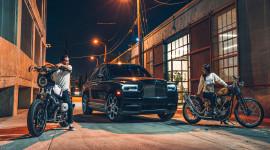Chiêm ngưỡng Rolls-Royce Cullinan Black Badge 2020 qua bộ ảnh cực chất