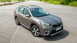 Subaru Forester được giảm giá sốc, lên đến 180 triệu đồng