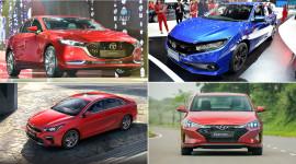 Top sedan ĐÁNG MUA 2020 - Giá từ 600 triệu đến 900 triệu