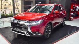 Mitsubishi Outlander 2020 ra mắt với nhiều nâng cấp, giá khởi điểm từ 825 triệu đồng