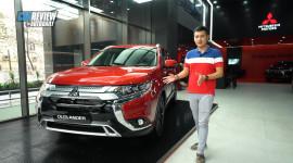 Trải nghiệm xe Mitsubishi Outlander 2020 nhiều nâng cấp giá từ 825 triệu - Quyết đấu CRV và CX5