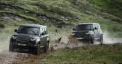 Land Rover Defender mới phô diễn những pha hành động mãn nhãn trong phim Điệp viên 007
