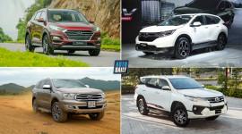 Top 6 mẫu SUV/Crossover tầm giá 800 triệu đến 1,4 tỷ đồng không nên bỏ qua