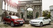 VW Việt Nam tặng 100% phí trước bạ cho xe Tiguan và Passat