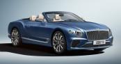 Mui trần siêu sang Bentley Continental GT Mulliner Convertible trình làng